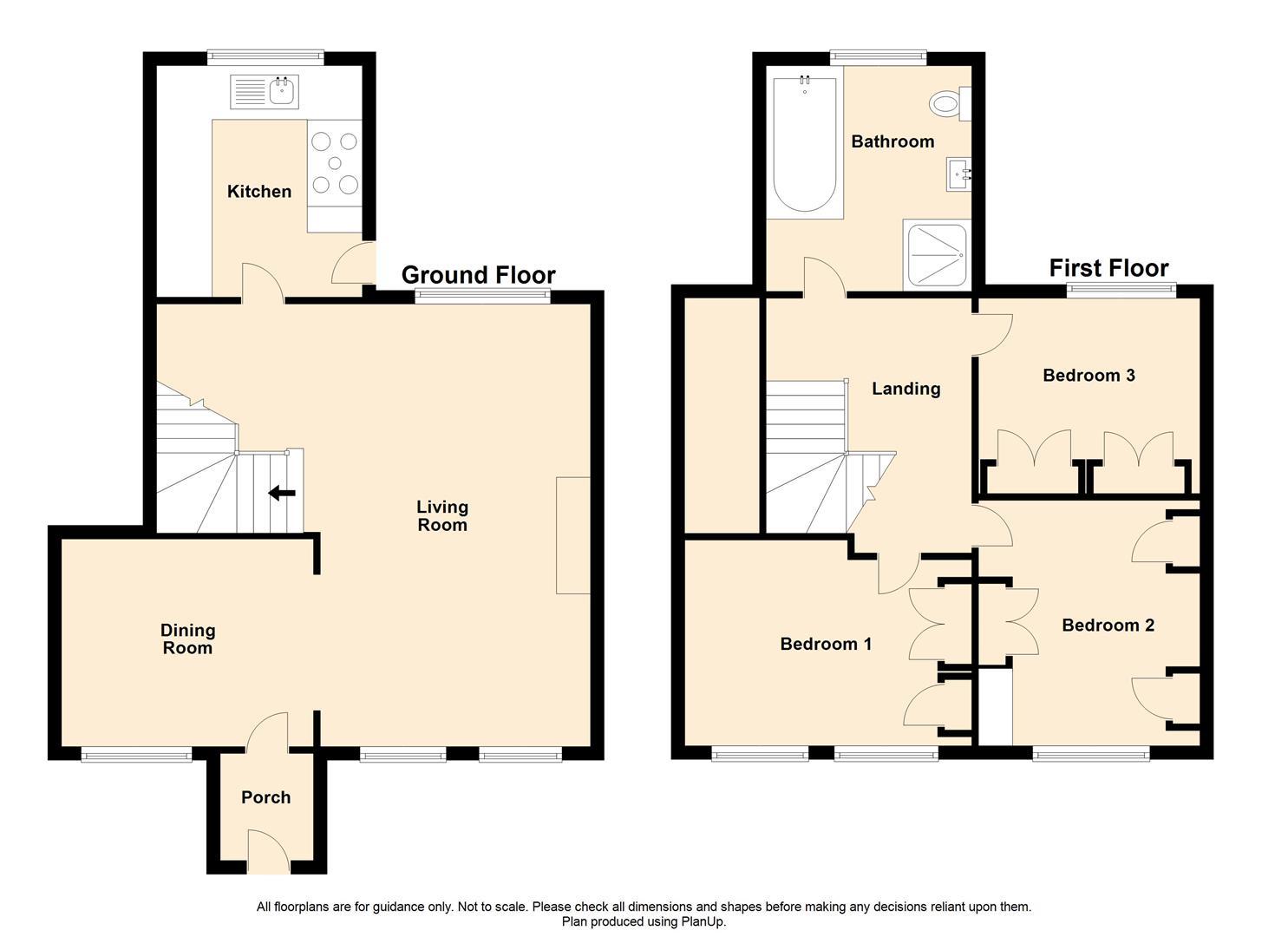 3 Bedroom Terraced Cottage For Sale - 3 Waingate Cottages.jpg